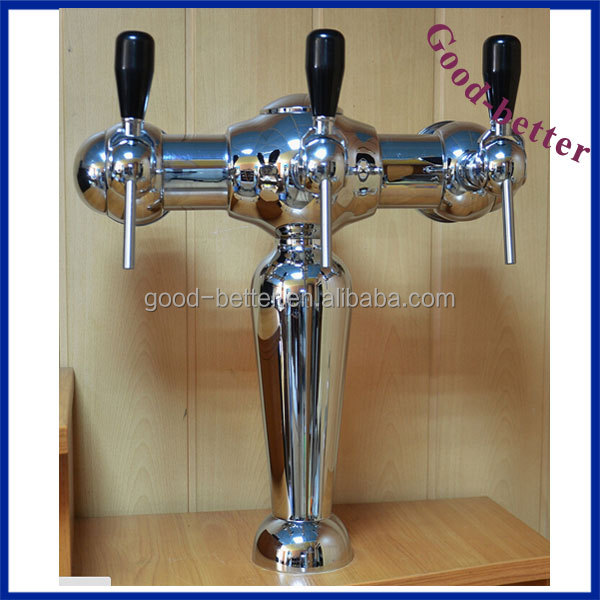 Stainless Steel 2 Tap Tower 1655
