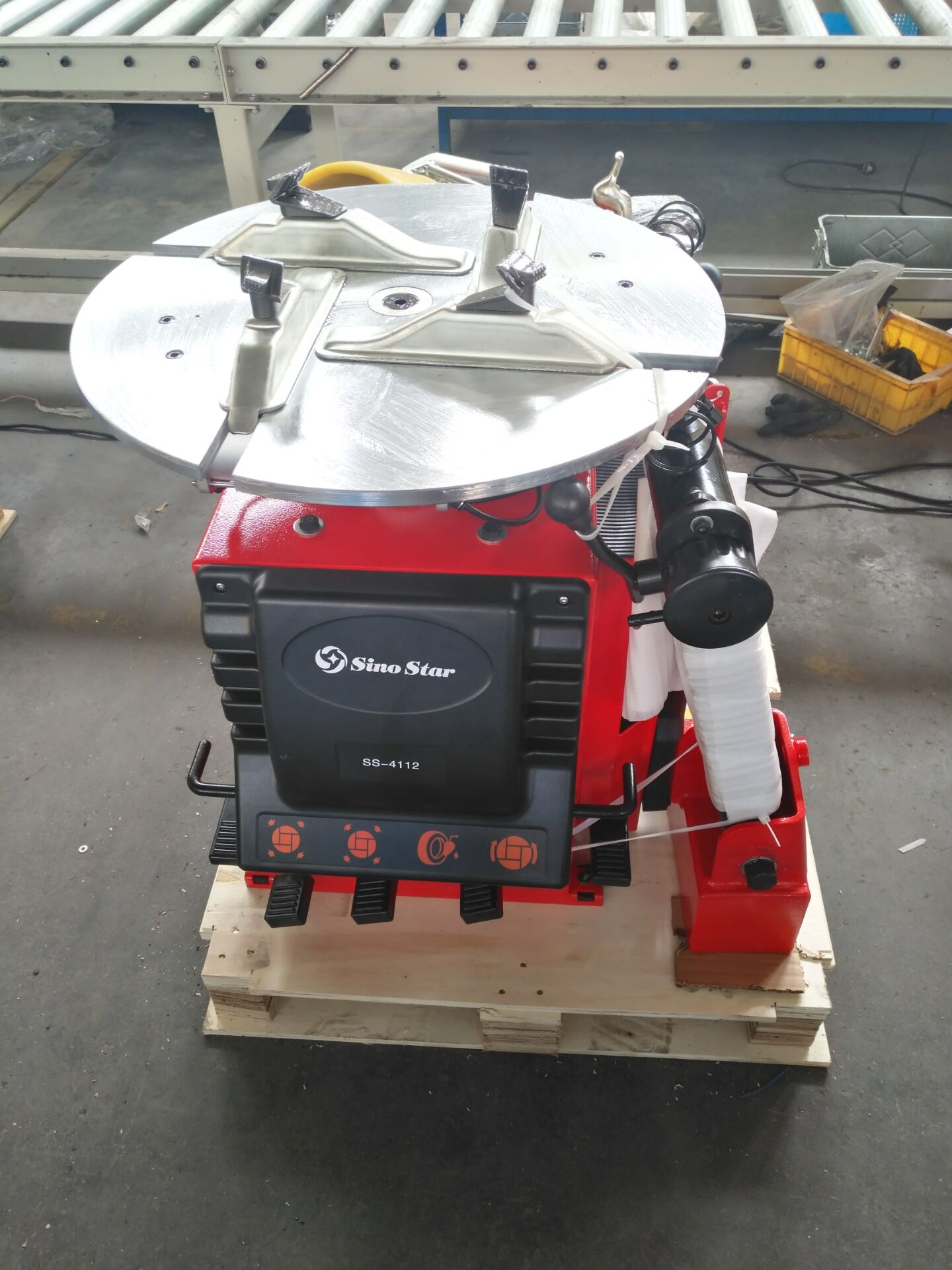 tyre mounting machine/tire changer for sale/coats machine(SS-4112)