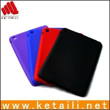 wholesale silicone case for Ipad Air 2 sotf and durable