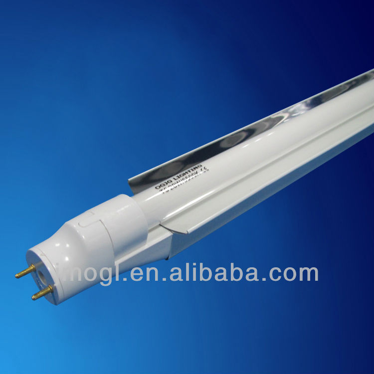 28W UL listed t8 to t5 adapter batten with reflector