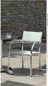 Alum wicker chair java chair furniture garden furniture outdoor furniture