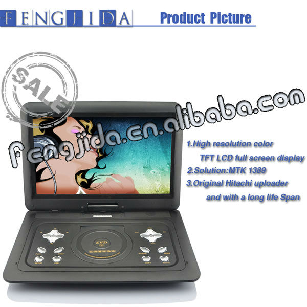 portable dvd player 15 inch screen