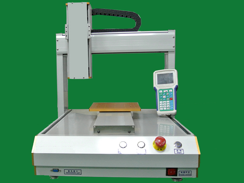 220V cheap price glue dispenser robot ,glue dispensing machine