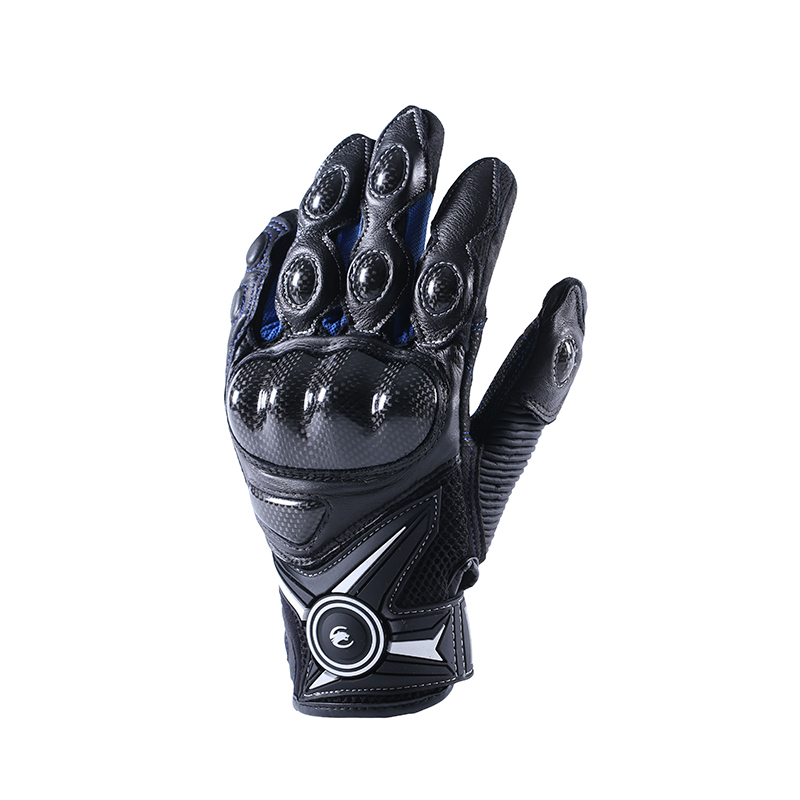 Different Models of Cow leather custom motorcycle tactical glove