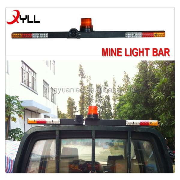 Led Mine Bar,Red White Blue Amber Flag,Mining Flag With Horn,Led ...