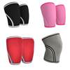 Soft elastic neoprene construction knee pads guard for motorcycle