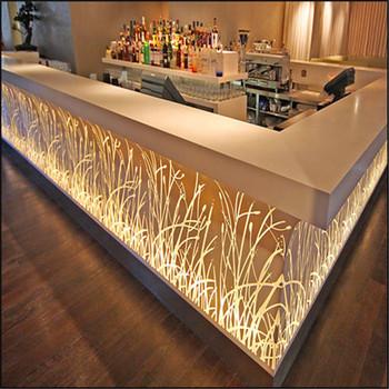 Bon Interactive Illuminated LED Manicure Table Nail Bar Wholesale