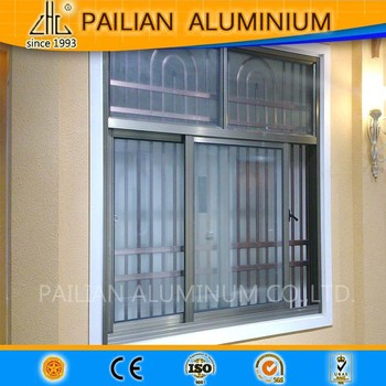 Customized Diy Aluminium Window Frames New Design Aluminium Window