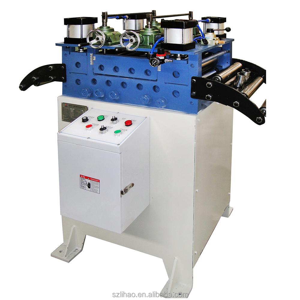 metal sheet leveller machine straightening machine for feeder