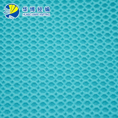 Different color Sandwich Plastic 3D Air Filter Mesh Fabric For Motorcycle Seat Cover
