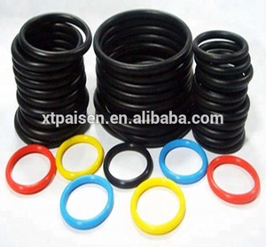 black/brown NBR/viton/FKM/silicone rubber o-ring for clutch/seal rubber ring kit for vehicle