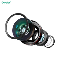 Camera accessories wide fisheye lens angle macro lens for smartphone