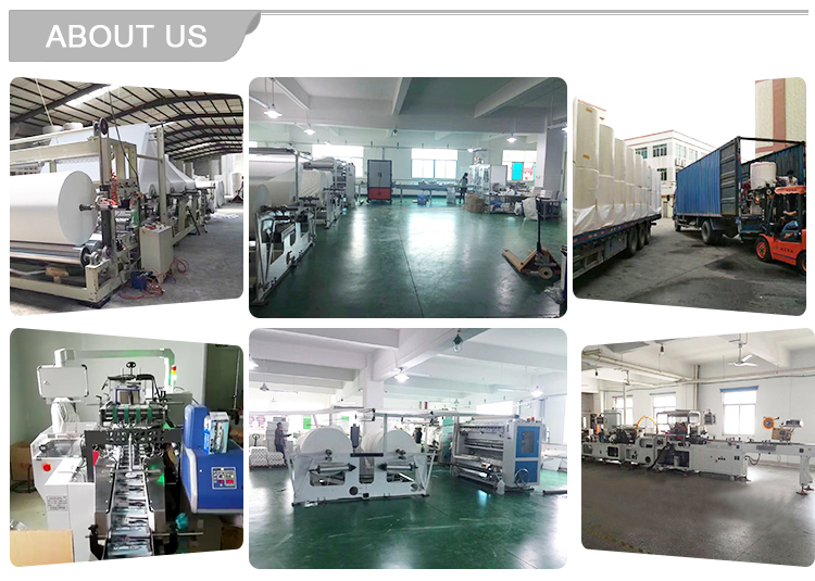Hot selling customized toilet paper tissue paper factory