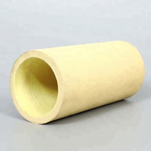 Heat resistant felt fire resistant insulation material