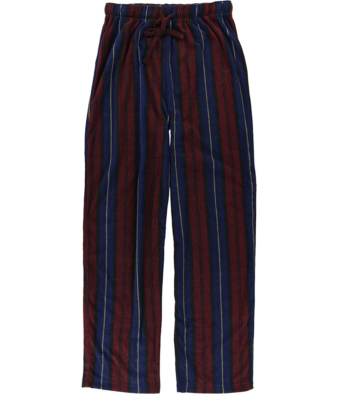 d0d3a5b1df Get Quotations · Club Room Mens Striped Fleece Pajama Lounge Pants