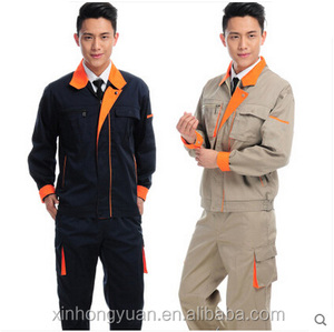 custom winter long sleeves warm maintenance auto-parts shop workwear uniforms