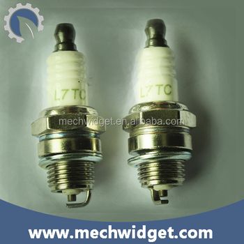 Garden Machine Chainsaw Lawn Mower Spark Plug L7tc - Buy Spark Plug,4  Engine Spark Plug,Lawn Mower Spark Plug L7tc Product on Alibaba com