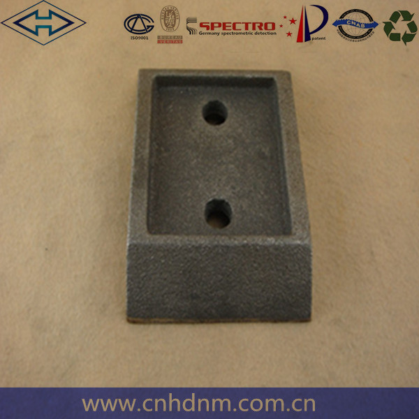 domestic and abroad mixer wear-resisting canal concrete paver