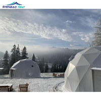 New Design Exhibition Dome Tents With Steel Frame With Factory Price