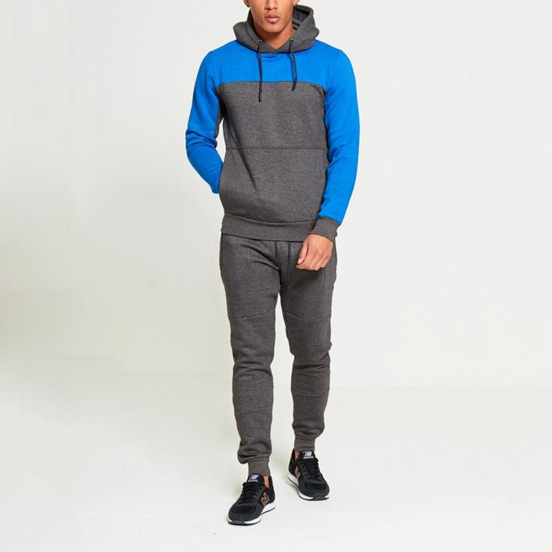 fb2b741765 Wholesale Sportswear Color Block Sweat Suits Custom Mens Plain Tracksuit  Slim Fit - Buy Mens Tracksuit Slim Fit,Plain Tracksuit,Mens Tracksuit  Product ...