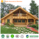 Natural Leisure Prefab Wooden House/Villa for Sale