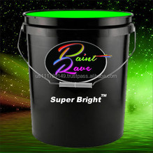 Green Neon Body Paint - UV Neon Body Paint - Blacklight Paint for Parties - Super Bright