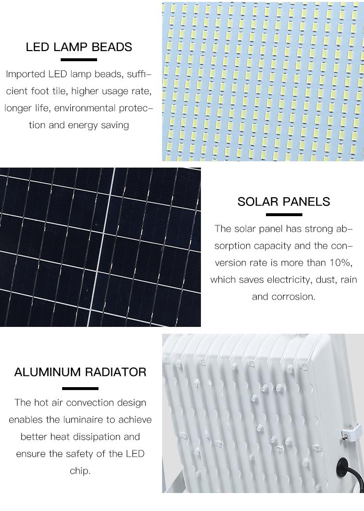 Hot sale Brideglux smd Warm White outdoor ip65 60w 120w 200w solar led floodlight price