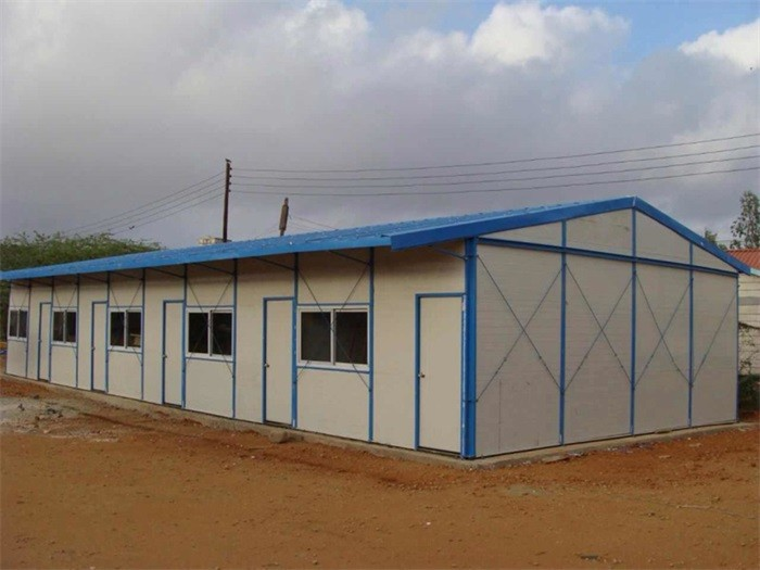 Prefab eps sandwich panel modern portable garage for car for Modern prefab garage