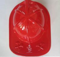Fire Chief Party CFA plastic KIDS FIREMAN HAT