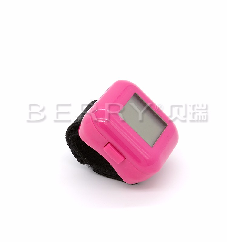 ah-50qb new model fingertip pulse oximeter with spo2 with kid's