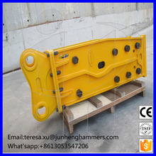 Yantai factory manufacture hydraulic rock breaker hammer top type hydraulic demolition hammer