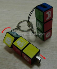 Top Sale Low Price Promotional Gift Rubik's Cube USB flash Drive 16GB