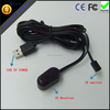 New type !!! Infrared Remote Control Cable IR receiver+IR emitter+usb adapter for IR Extender