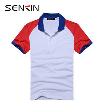Men Contrast Color Short raglan sleeves polo t shirt Summer Slim Fit Casual Men Clothing polo shirt 100% cotton made in peru