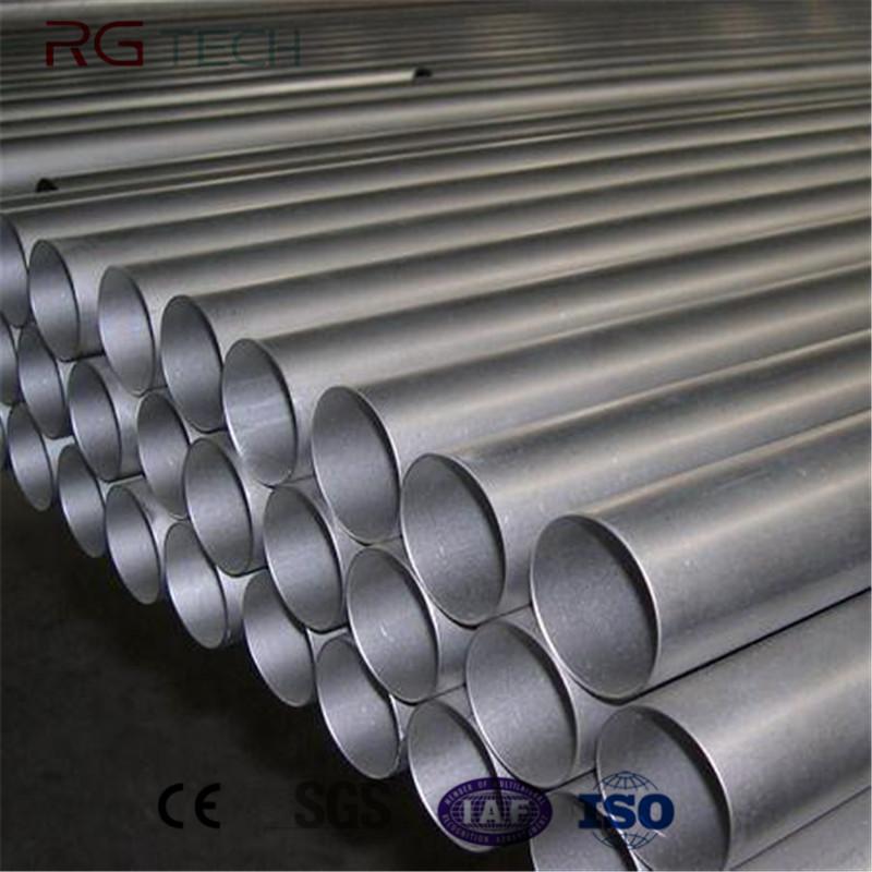Factory Gr9 50mm Titanium Alloy pipe Tube
