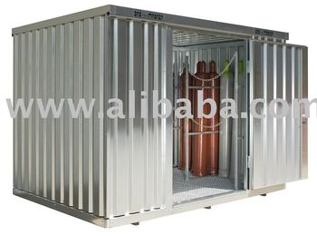 SAFE Gas Cylinder Storage Cabinet
