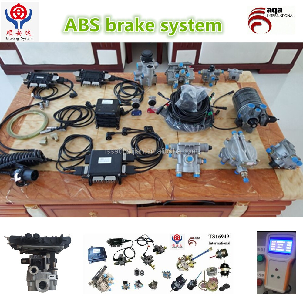 Abs Electric Brave Valve