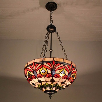 Modern 16inch tiffany art deco baroque style chandelier lamp buy chandelier - Deco baroque moderne ...