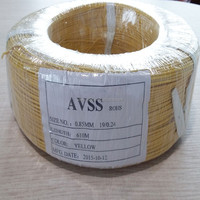 UL approval wholesale PVC insulated Automotive AVSS wires