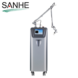 Best selling 30W facial tool beauty equipment spider vein acne scar removal machine co2 fractional laser