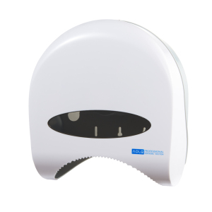 toilet tissue dispenser holder for jumbo roll plastic material paper dispenser