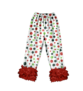 new pants design for girl kids frock designs dots pants stripe fabric baby icing ruffle pants
