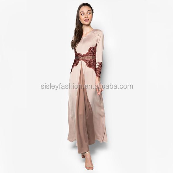 2017 New Design Fashion Jubah Wholesale In Malaysia Islamic ...