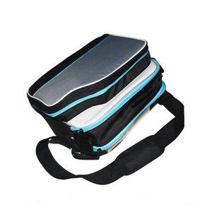 Portable protective travel carrying case for PS3 console and accessories