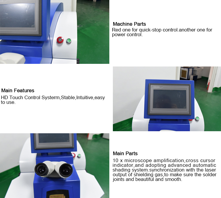 high sell jewelry spot laser welding machine for medical