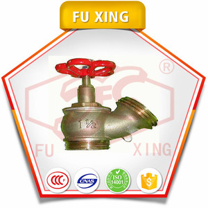 Manufacturing Company Quality Brass Fire Valve for Hydrant System