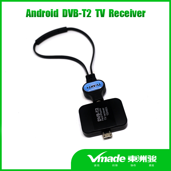 2017 PAD TV PT360 Digital TV Tuner DVB-T2 antenna receiver for Ipad&phone Android