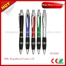 Good selling ball pen with two rings