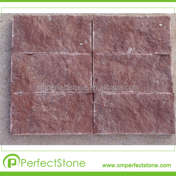 Red Porphyry Granite Imported From China