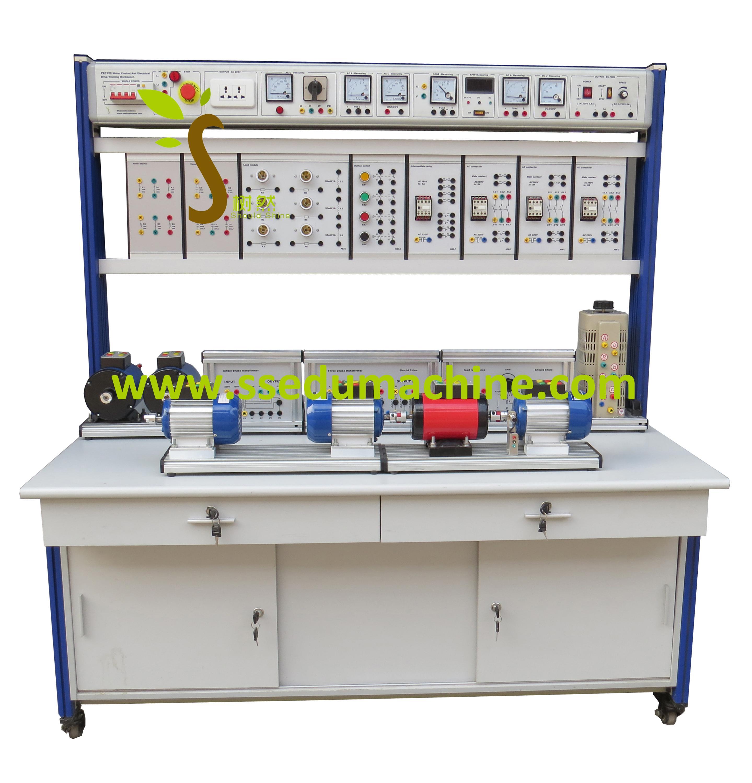 Ac Circuit Experiment Box Electrical Training Equipment Basic